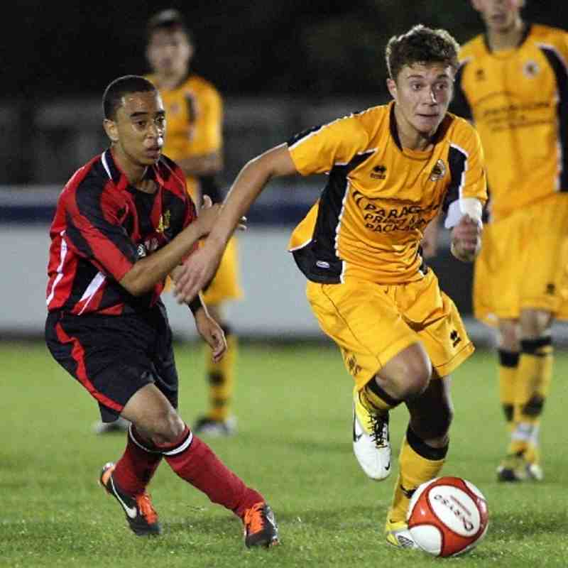FA YOUTH CUP: Mickleover Sports 0-5 Boston United