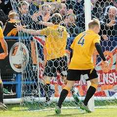 United waltz into final play-off place