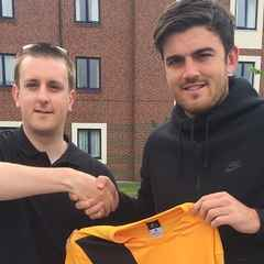Maguire becomes sixth recruit