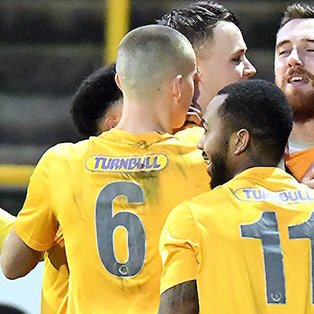 Boston United 2-1 York City