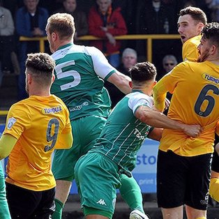 Boston United 1-2 Bradford Park Avenue