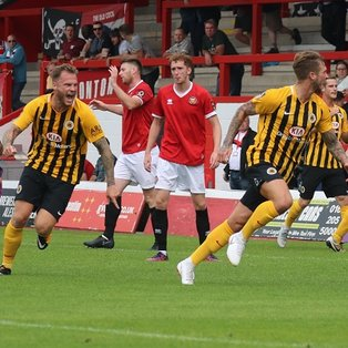 FC United of Manchester 0-3 Boston United