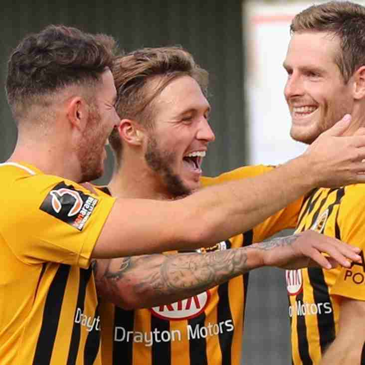 United secure victory over Altrincham