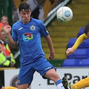 Stockport County 0-2 Boston United