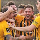 Boston United 4-0 Blyth Spartans