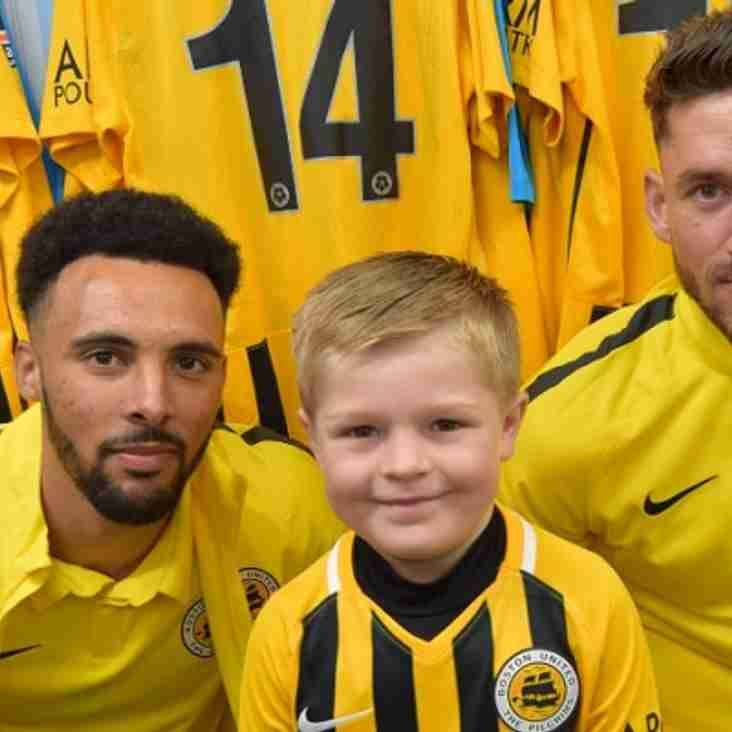 United mascot opportunities on offer