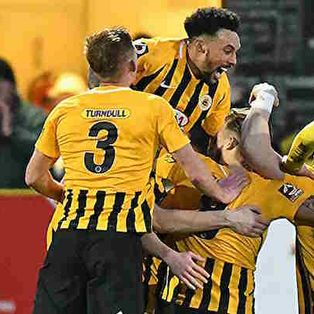 Boston United 2-2 Bradford Park Avenue