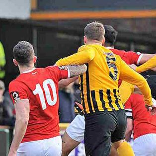 Boston United 2-1 FC United of Manchester