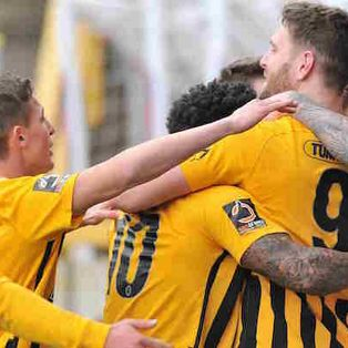 Boston United 2-2 AFC Telford United