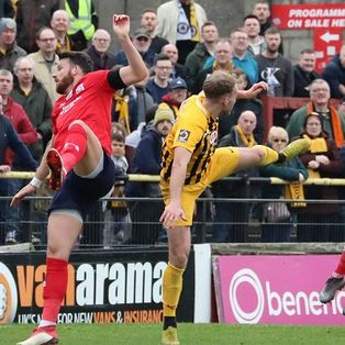 York City 2-2 Boston United