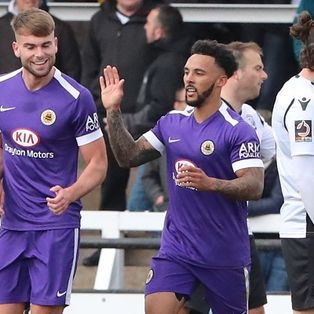 Hereford FC 0-2 Boston United