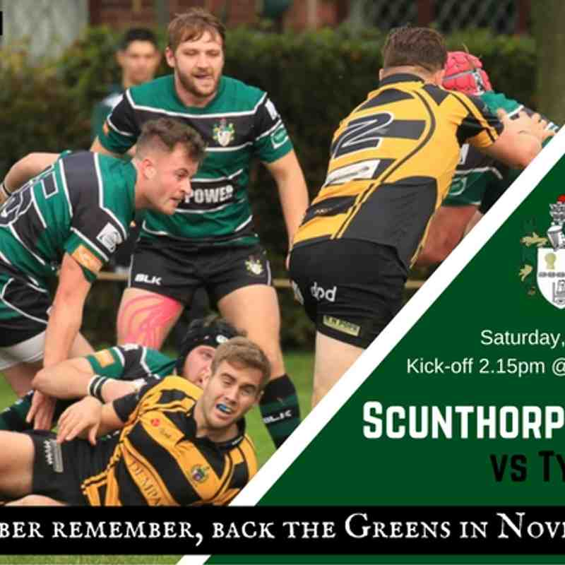 Scunthorpe vs Tynedale