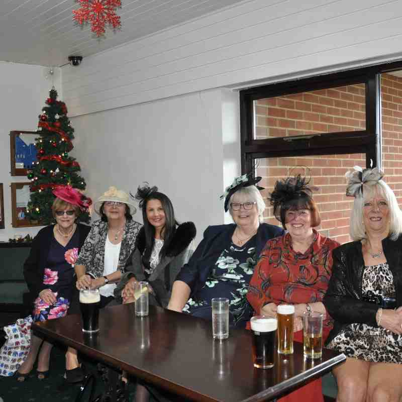 Scunthorpe RUFC Ladies Day - 10 December