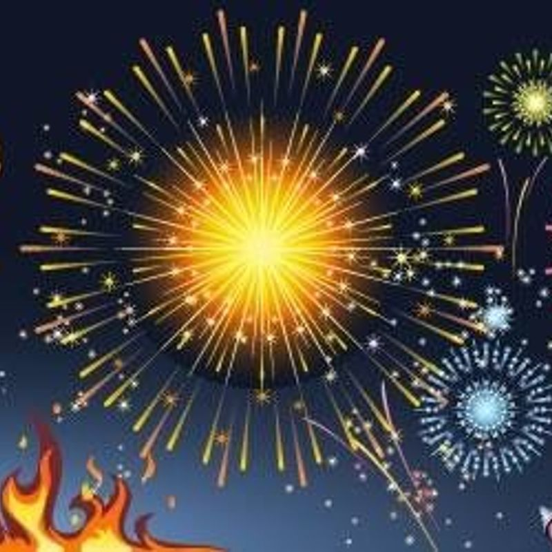 Bonfire Night - 5 November 2018