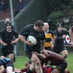1st XV versus Linlithgow - October 15 2016 - Courtesy of Mike Hardie