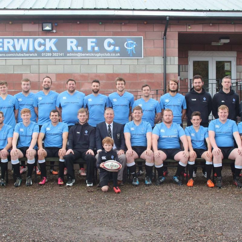 1st XV beat Dunbar RFC 11 - 25