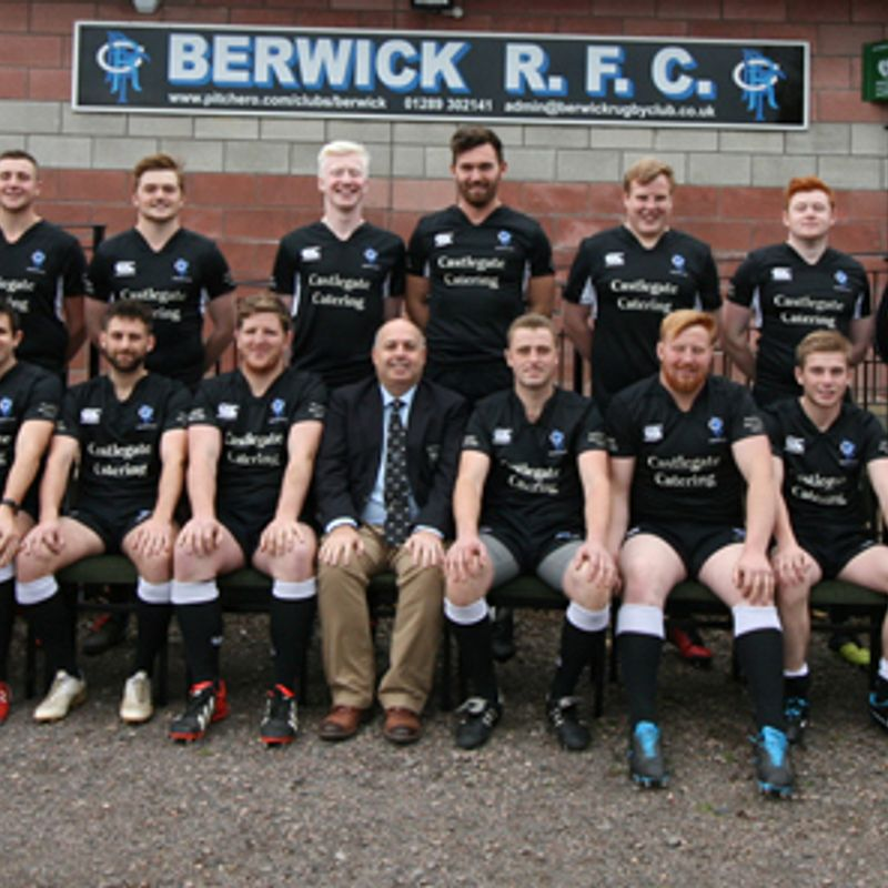 1st XV beat Broughton RFC 43 - 29