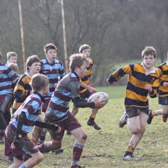 U13 s Ashbourne 09 Dec 2012