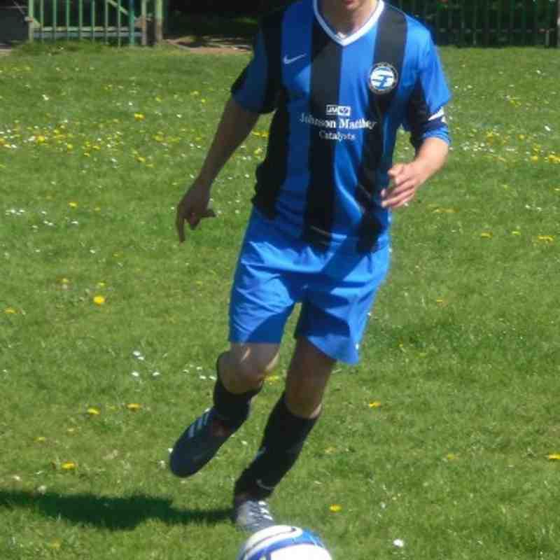 U16's vs Guisborough Town (A) 01-05-11