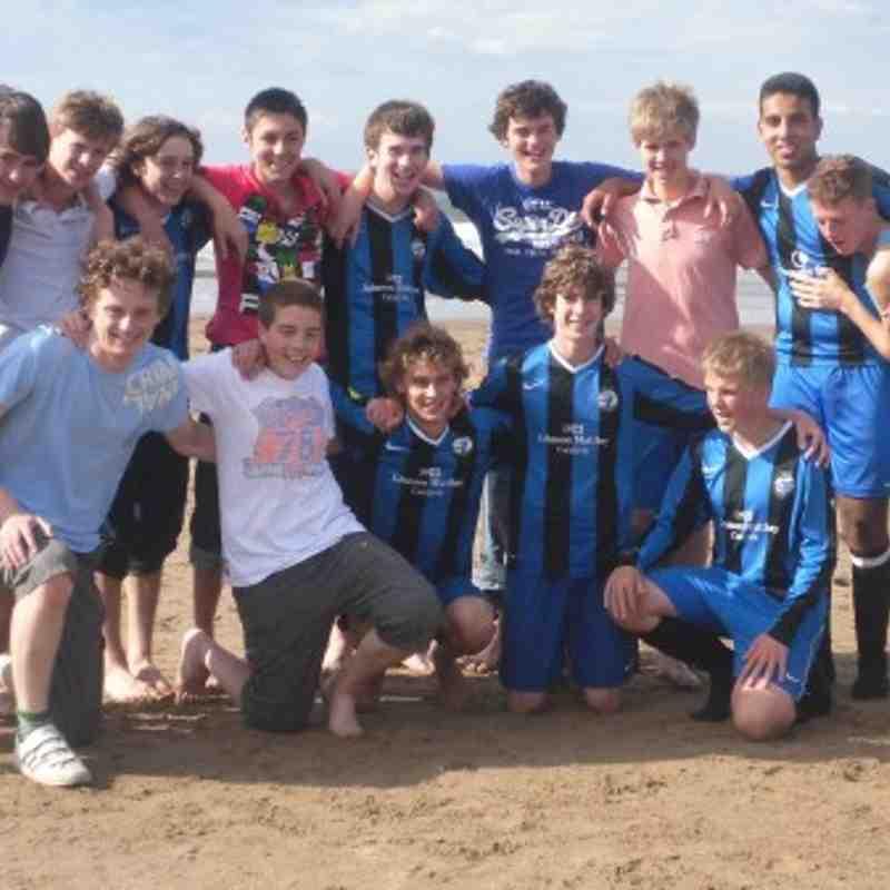U16's vs Fishburn Park (A) 08-05-11 LAST GAME