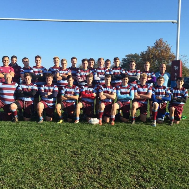 Ashby Rfc Academy (Colts) beat Ilkeston RUFC 33 - 31