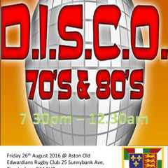 7os and 80s Disco