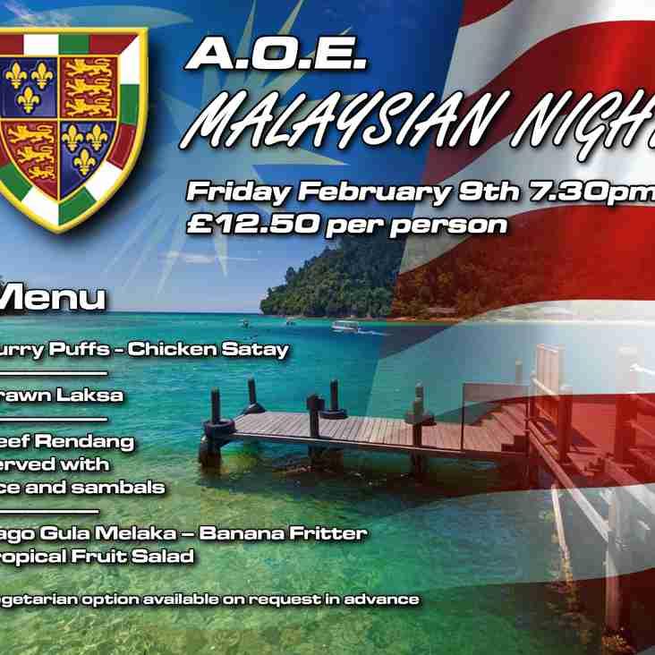 Malaysian Night