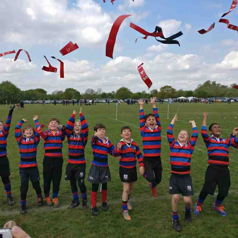 Twickenham and Old Colfes - Last Tag Festival ever!