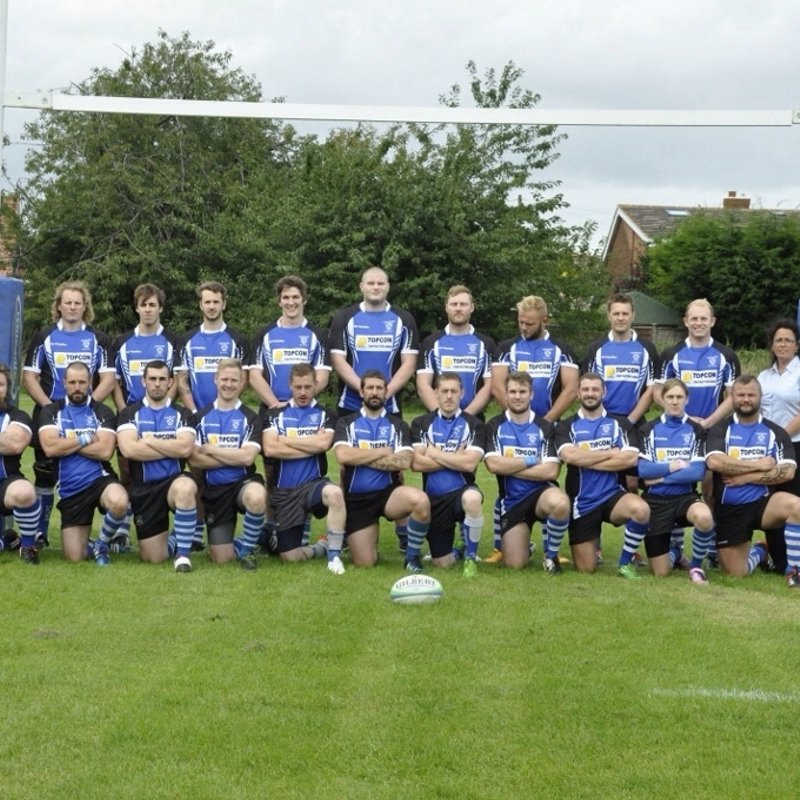 GRUFC First XV beat Cleethorpes 14 - 15