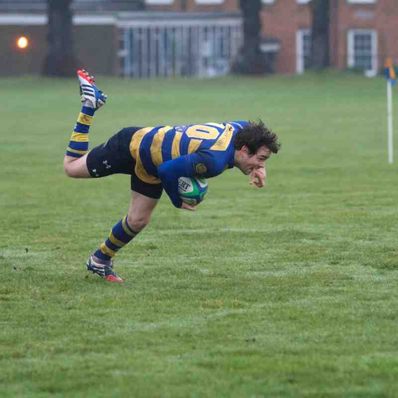 OE's Extras Vs Bury St Edmunds 03 Jan 2015