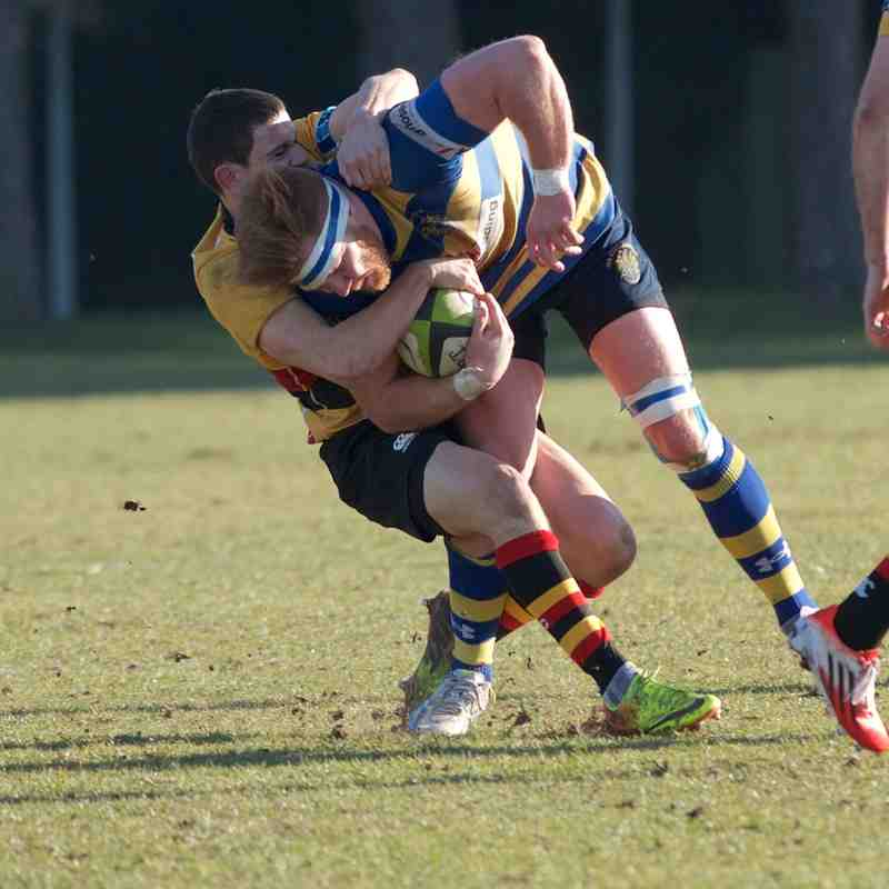 OE's 1st Extras Vs Richmond Saxons (H) Mar 7 2015