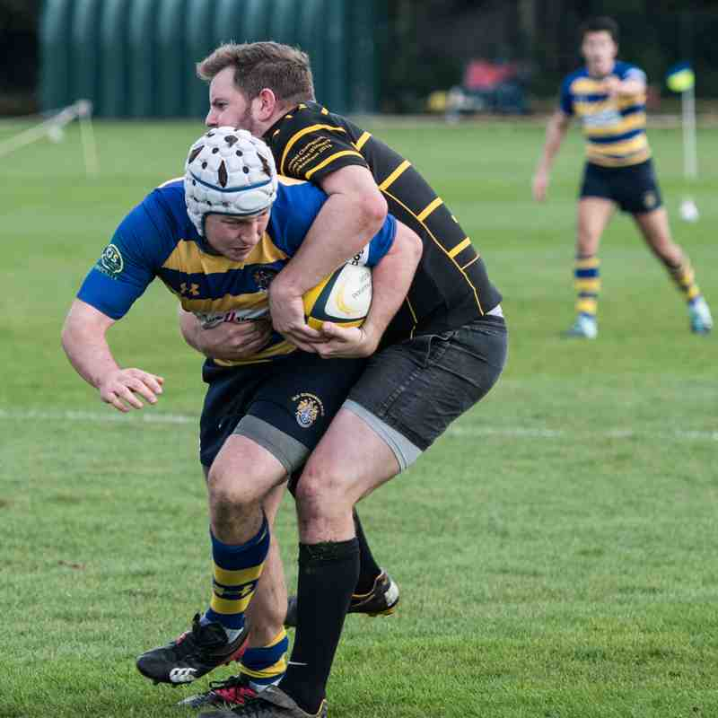 OEs Bulls Vs Bromley 2s (H) 28 Oct 2017-18