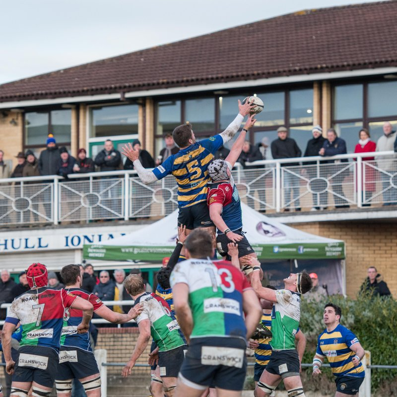 OEs v Hull Ionians match preview