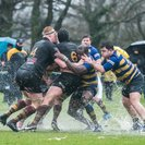 Floody hell for OEs as Ampthill pack rain supreme
