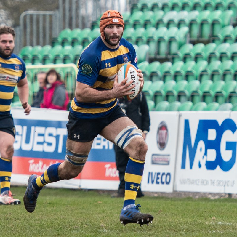 'It was good to get back to some OEs rugby'