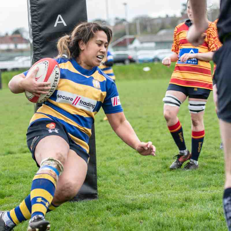 OEs Women Vs Medway 15 Apr Play-Off 2018