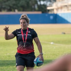 Vicky Fleetwood Ladies Coaching Session