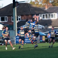 OEs 1st XV vs Sale (A) 6 Oct 2018-19