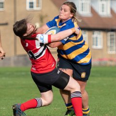 OEs Women vs Hammersmith & Fulham (H) 7 Oct 2018-19