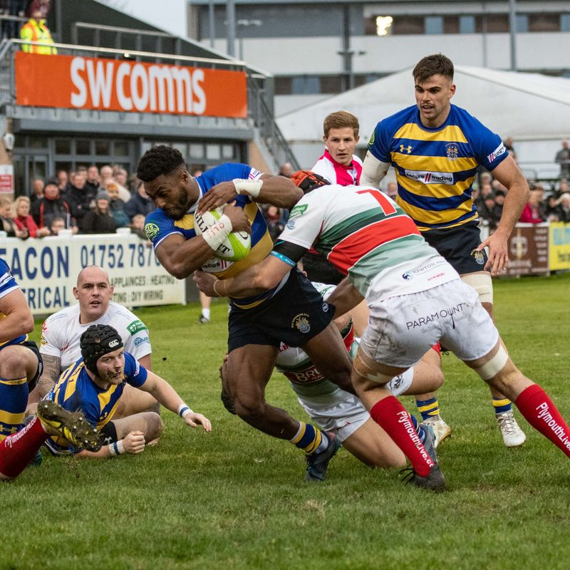 OEs hold off late Plymouth onslaught