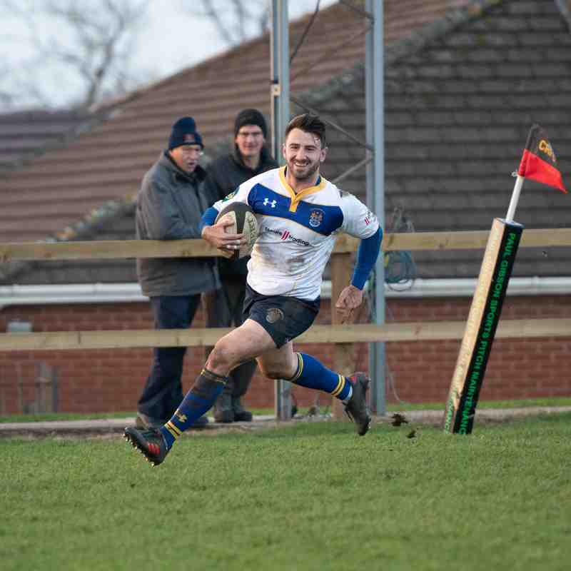 OEs 1st XV vs Cinderford (A) 8 Dec 2018-19