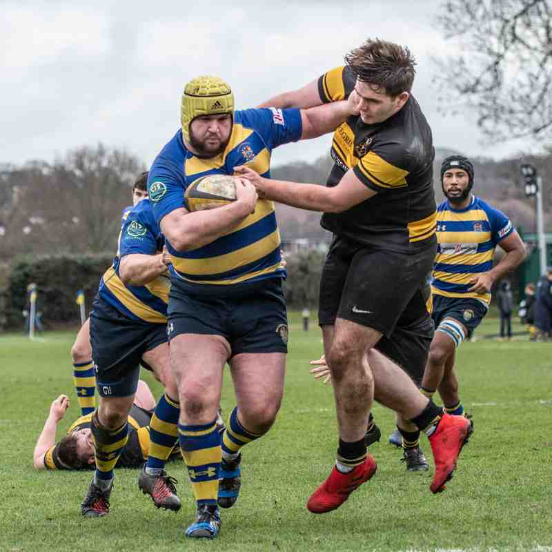 OEs Bulls vs Orpington 12 Jan 2018-19