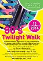 The Twilight Walk is back….