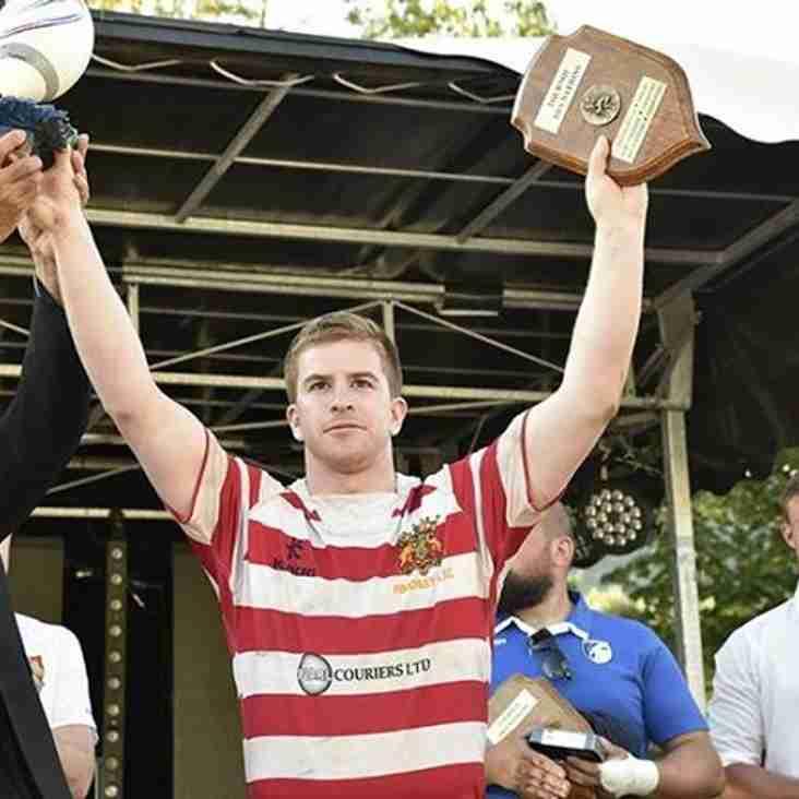 Finchley RFC Tournoi des Nations Grand Slam Champions 2018