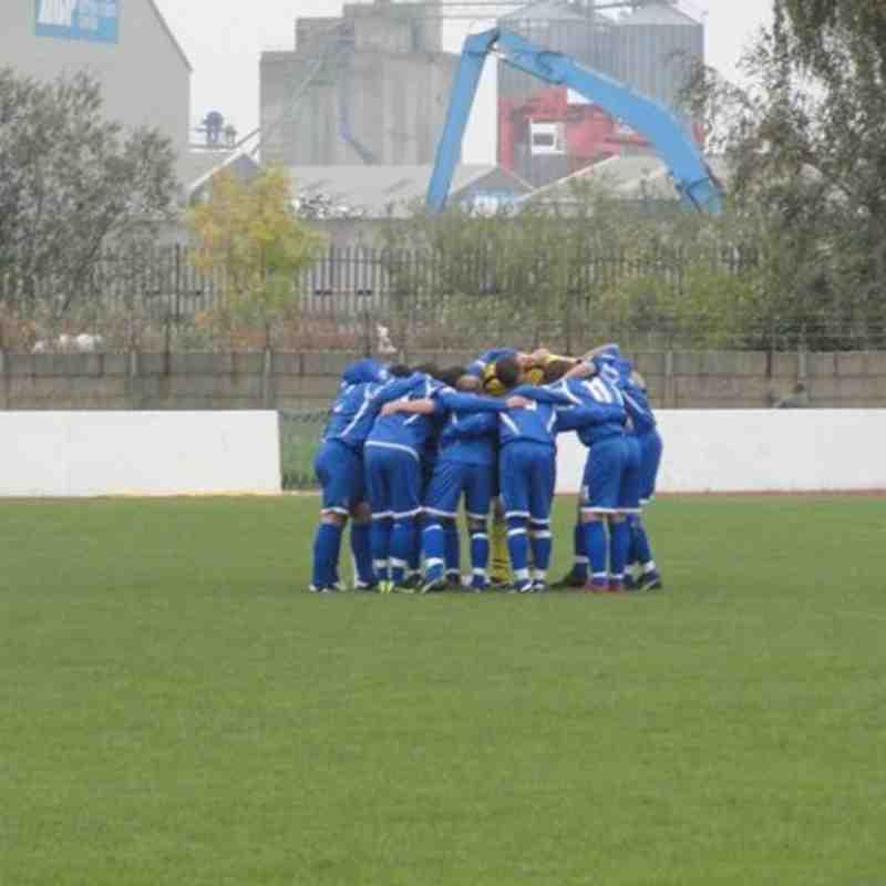 Goole AFC v Leek Town 09/10/10