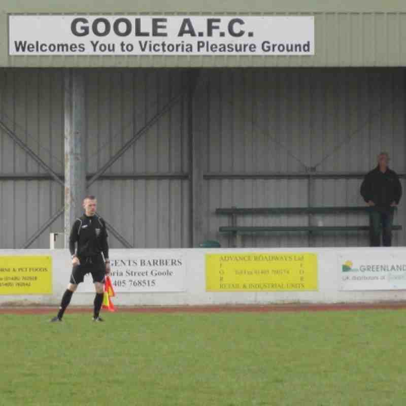 Goole AFC v Leek Town 07/04/12