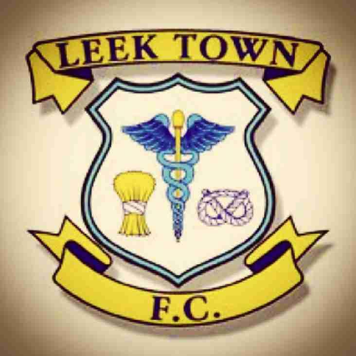 DESIGN THE NEW LEEK TOWN KIT!