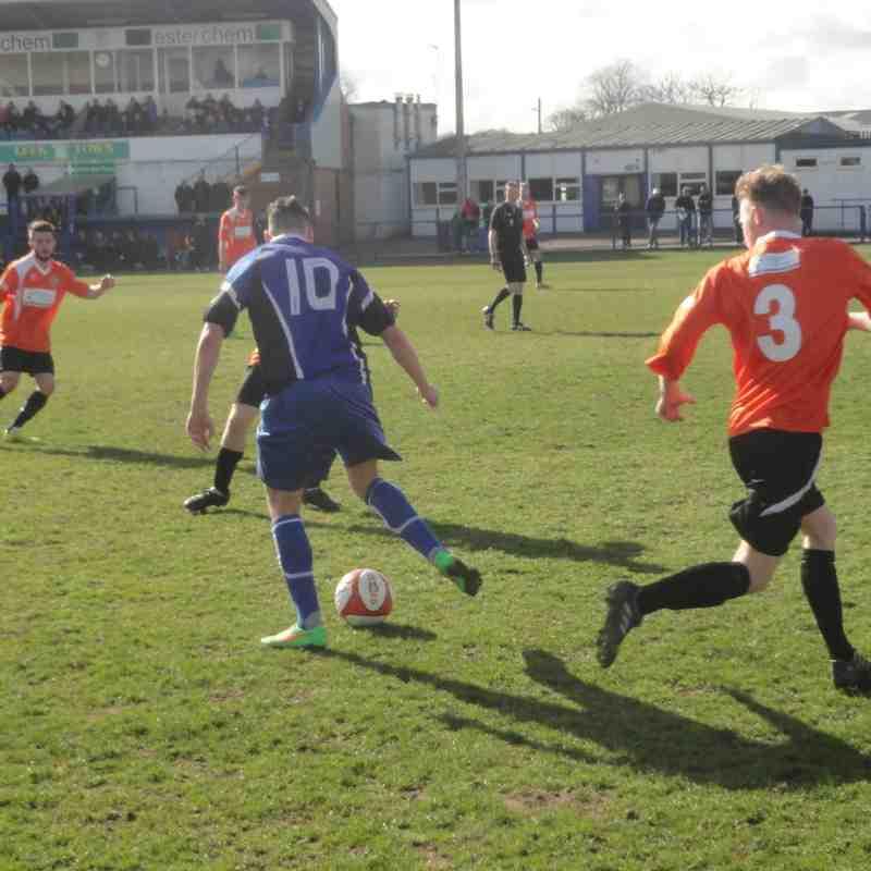 Leek Town v Spalding United 11/04/15