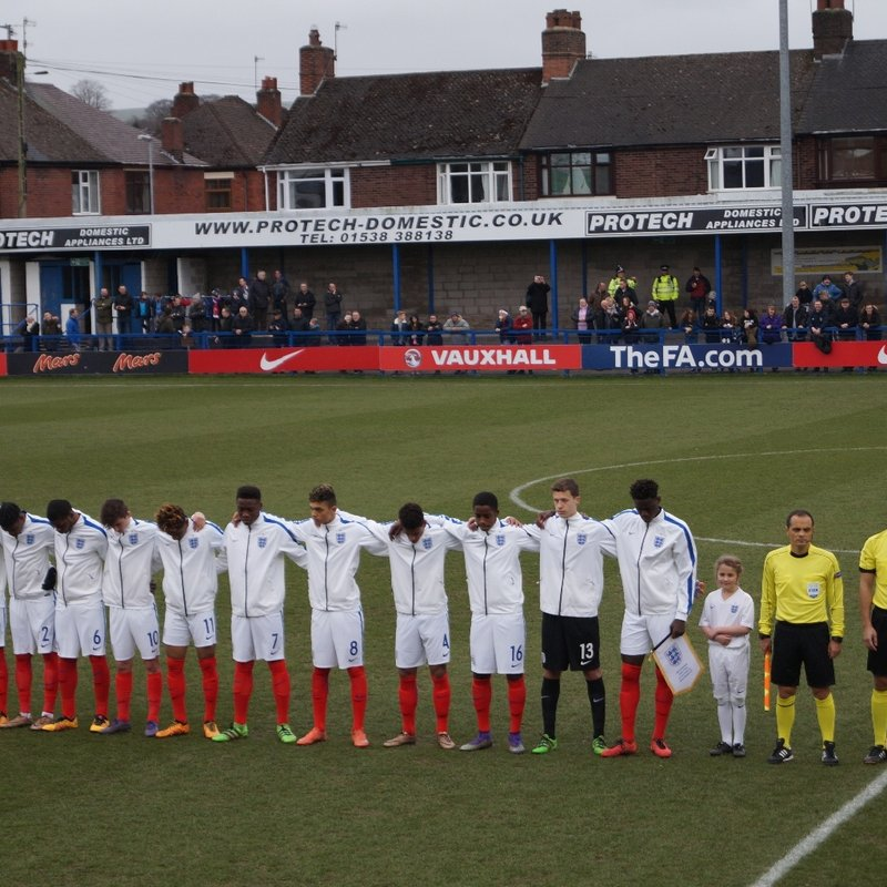 YOUNG LIONS BACK AT HARRISON PARK