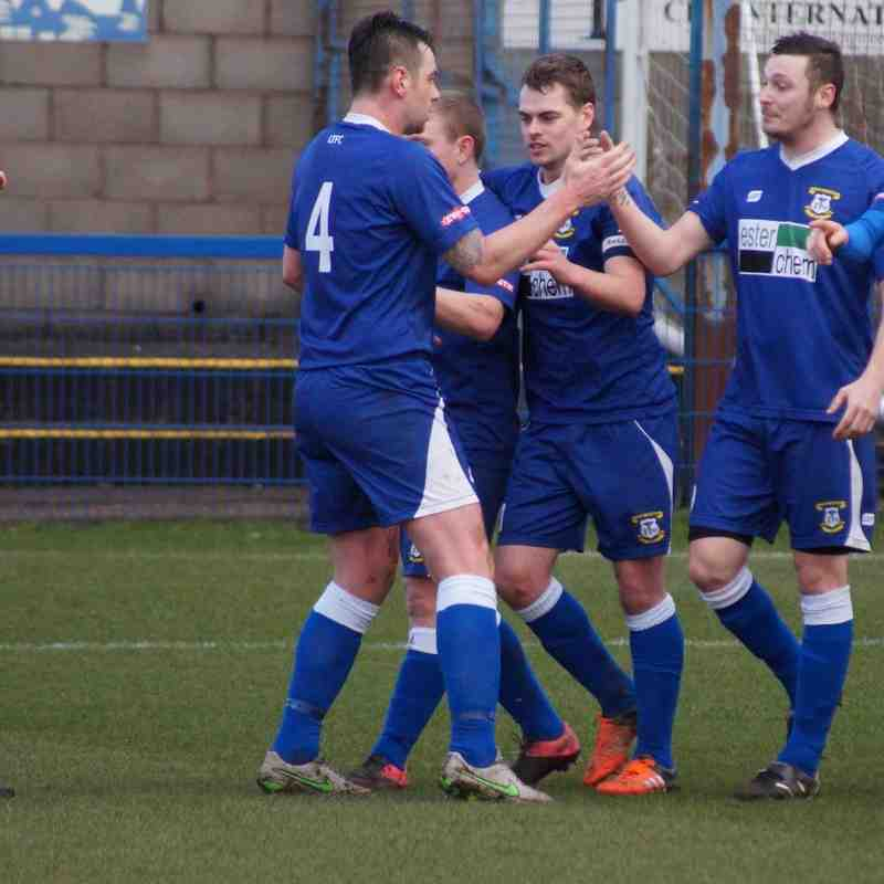 Leek Town v Rugby Town 02/04/16